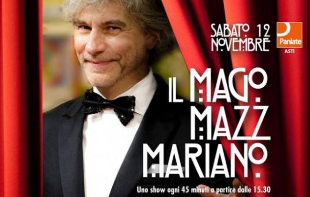 Mazz Mariano: mini show di magia per PANIATE