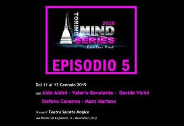 Torino Mind Series: un irrinunciabile week end mentalistico!