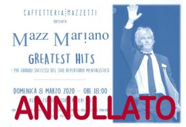 Greatest Hits ANNULLATO!